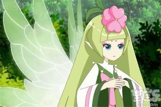 天蝎座的守护花精灵王图片